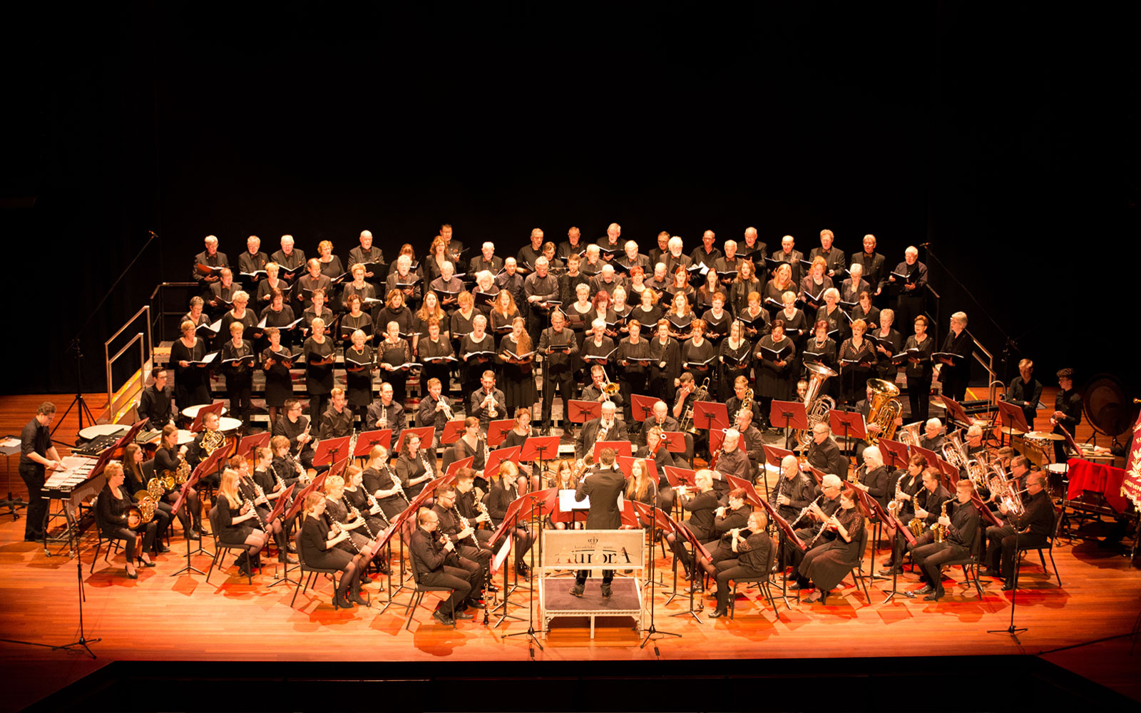 Jubileumconcert van Koninklijke Harmonie Aurora Grevenbicht Papenhoven